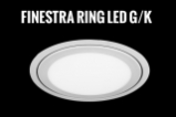 FINESTRA RING LED - adapter GK