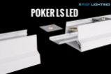 POKER LS LED - montage of industrial lighting line