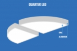 QUARTER LED - PXF Lighting