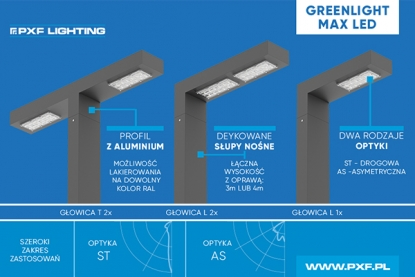 GREENLIGHT MAX LED